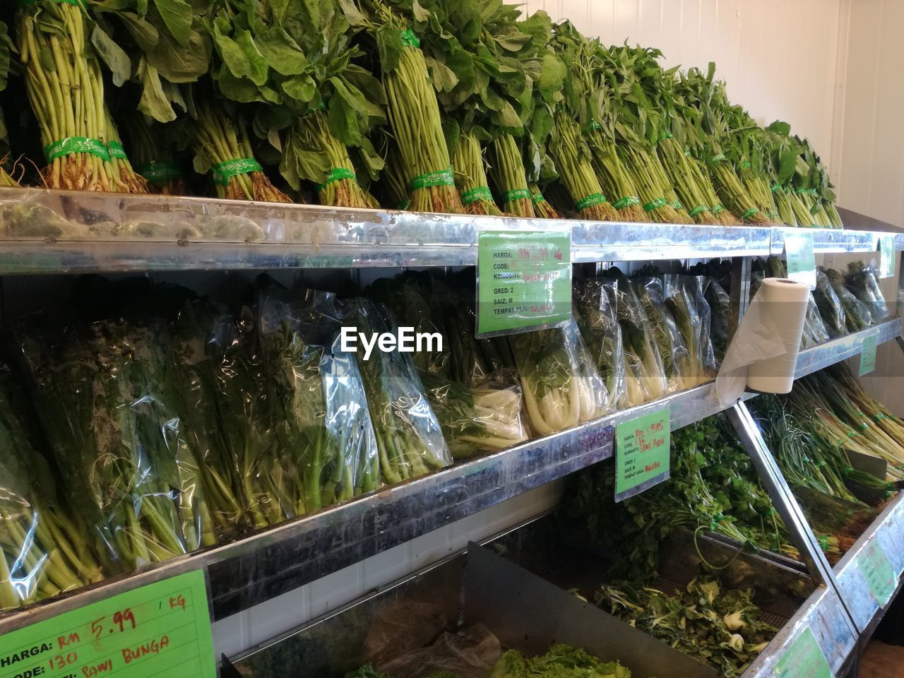 choice, for sale, retail, food and drink, green color, variation, no people, indoors, food, freshness, market, abundance, large group of objects, healthy eating, plant, day, price tag, nature, animal themes, close-up