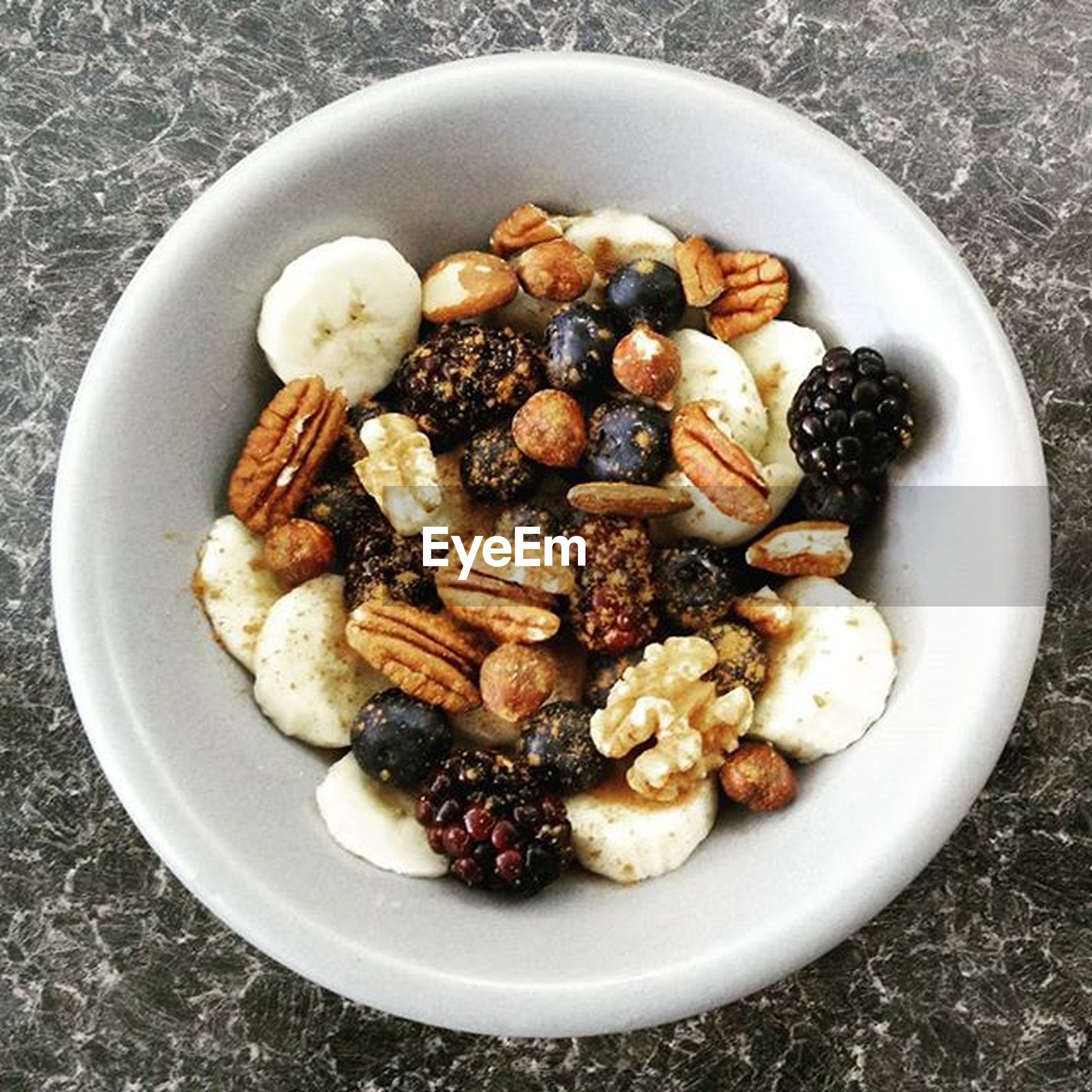 food and drink, food, freshness, healthy eating, still life, bowl, indoors, high angle view, directly above, close-up, plate, table, ready-to-eat, fruit, no people, abundance, large group of objects, overhead view, indulgence, breakfast
