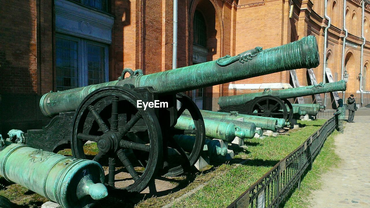 weapon, history, canon, cannon, war, military, old, the past, metal, day, wheel, valve, fort, old-fashioned, built structure, no people, army, outdoors, architecture