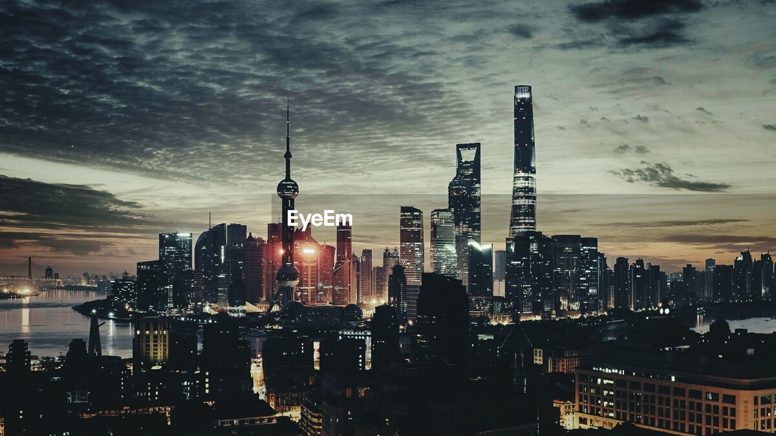skyscraper, urban skyline, city, cityscape, travel destinations, building exterior, business, modern, outdoors, sky, business finance and industry, no people, downtown district, night, architecture