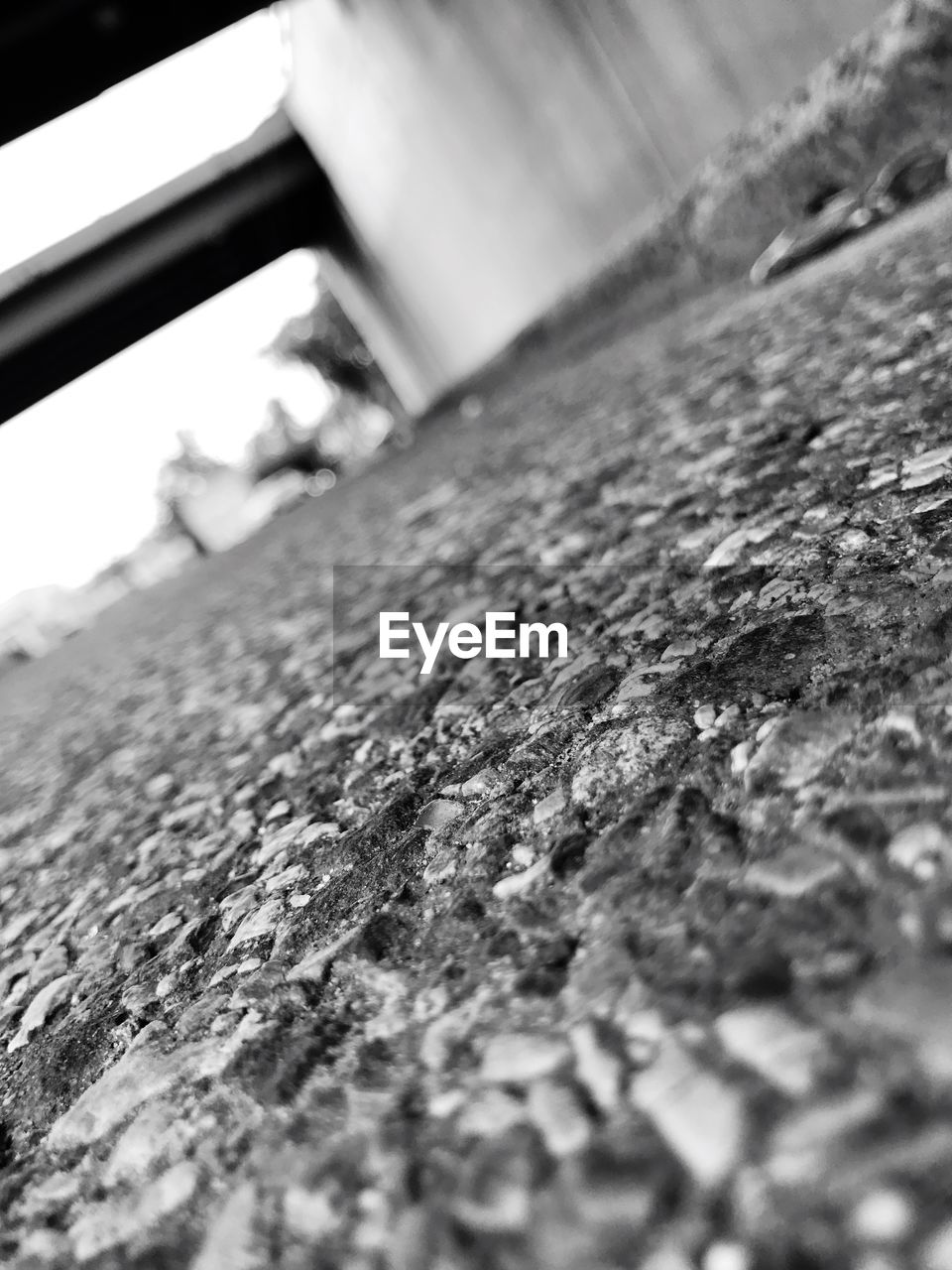 selective focus, textured, close-up, no people, built structure, rough, day, low angle view, outdoors, architecture