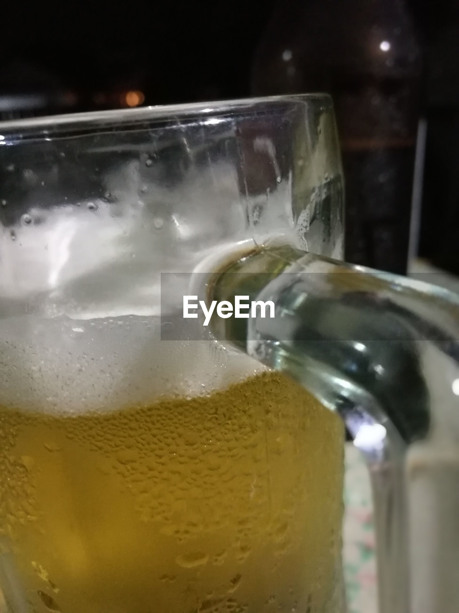 close-up, food and drink, table, no people, drinking glass, drink, refreshment, indoors, freshness, frothy drink, day