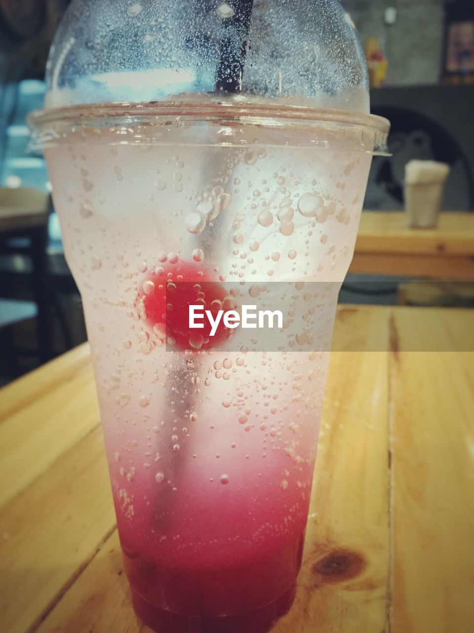drink, refreshment, food and drink, close-up, freshness, indoors, drinking glass, table, no people, focus on foreground, frothy drink, healthy eating, day, food
