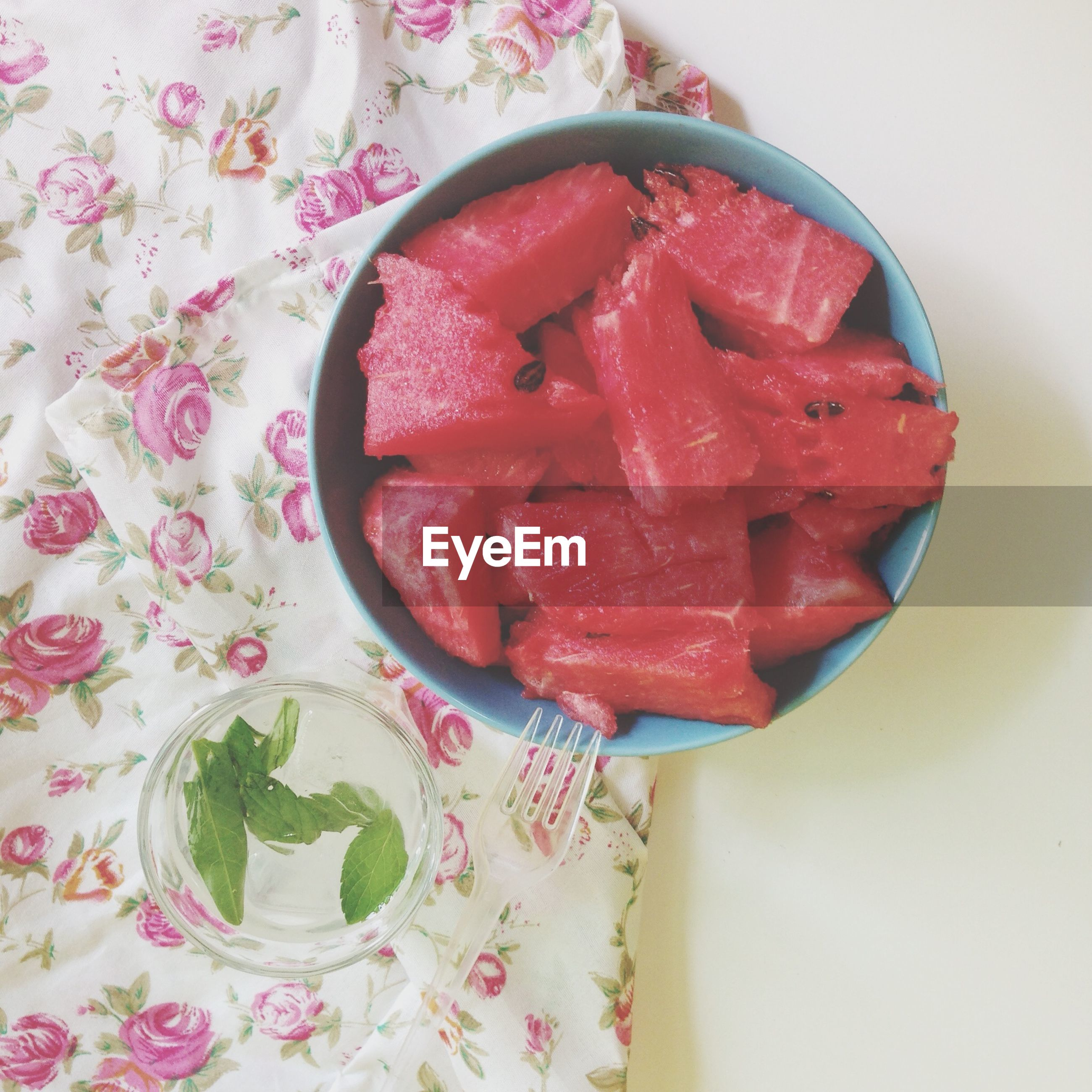 indoors, food and drink, freshness, food, still life, red, sweet food, high angle view, table, close-up, strawberry, plate, ready-to-eat, healthy eating, indulgence, dessert, bowl, fruit, directly above, temptation