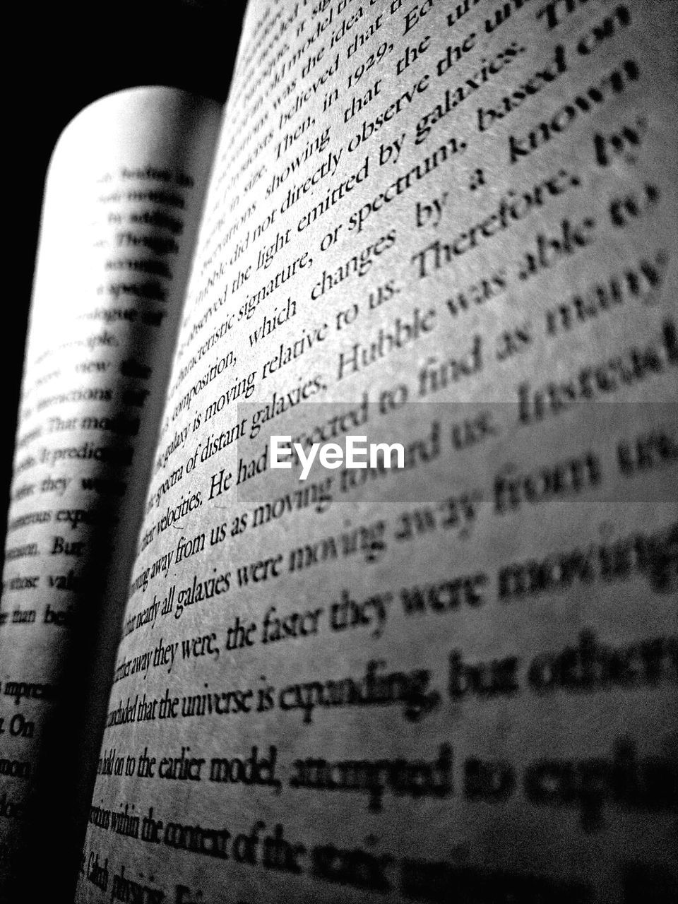 text, book, communication, indoors, selective focus, paper, close-up, no people, day