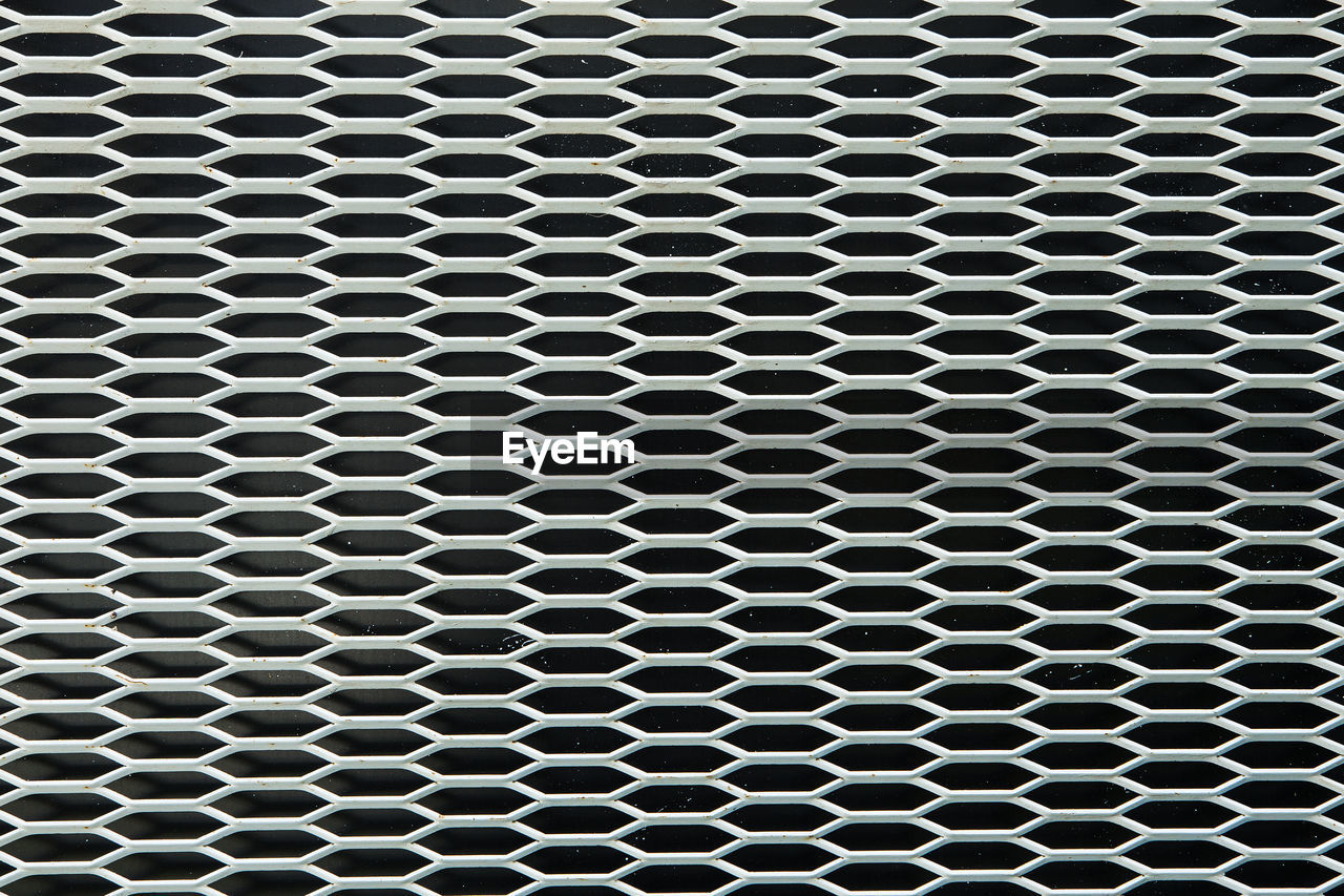 backgrounds, pattern, metal, close-up, full frame, alloy, steel, textured, metal grate, abstract, grate, no people, hole, repetition, grid, silver colored, stainless steel, chrome, hexagon, silver - metal, textured effect, dark, iron - metal, abstract backgrounds