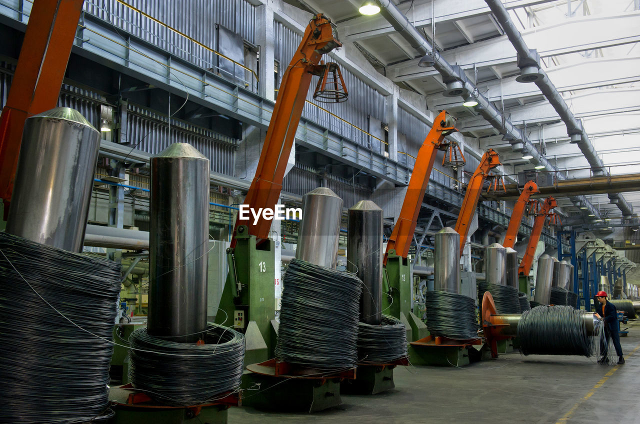 factory, industry, machinery, indoors, manufacturing equipment, technology, manufacturing, no people, day