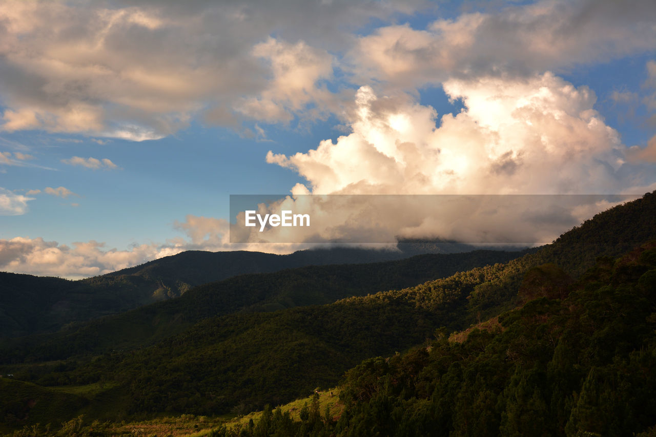 mountain, nature, landscape, sky, beauty in nature, tranquility, no people, scenics, outdoors, scenery, day, range