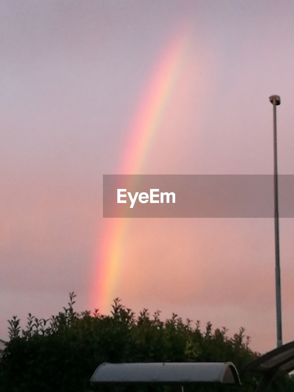 rainbow, no people, nature, double rainbow, beauty in nature, sky, sunset, scenics, outdoors, day