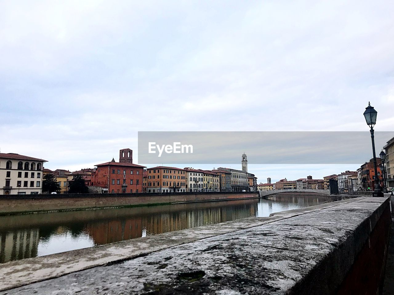 architecture, built structure, building exterior, sky, water, cloud - sky, nature, building, city, river, no people, day, connection, bridge, outdoors, travel destinations, residential district
