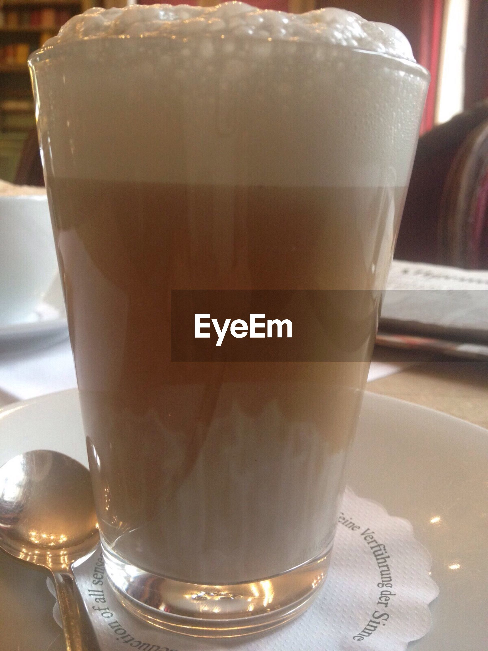 food and drink, drink, refreshment, close-up, table, freshness, still life, indoors, frothy drink, transparent, glass - material, non-alcoholic beverage, glass, beverage, ready-to-eat, focus on foreground, temptation, indulgence, serving size, froth, hot drink