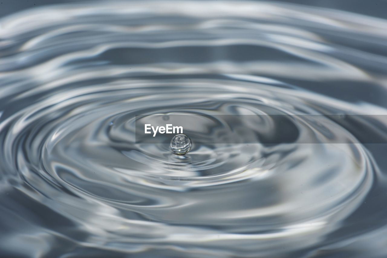 rippled, water, no people, waterfront, nature, backgrounds, motion, full frame, high angle view, day, close-up, drop, outdoors, splashing, beauty in nature, purity, pattern, water surface, selective focus, concentric