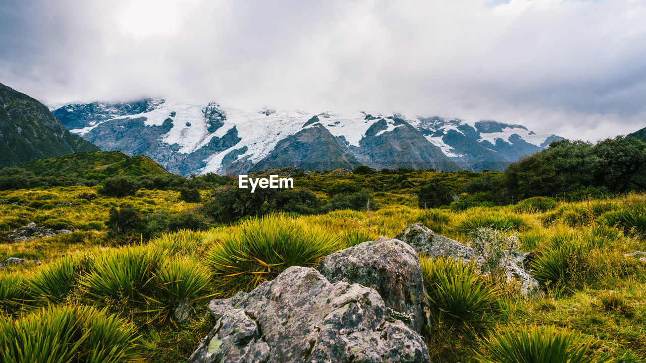 Photo taken in Mount Cook Village, New Zealand