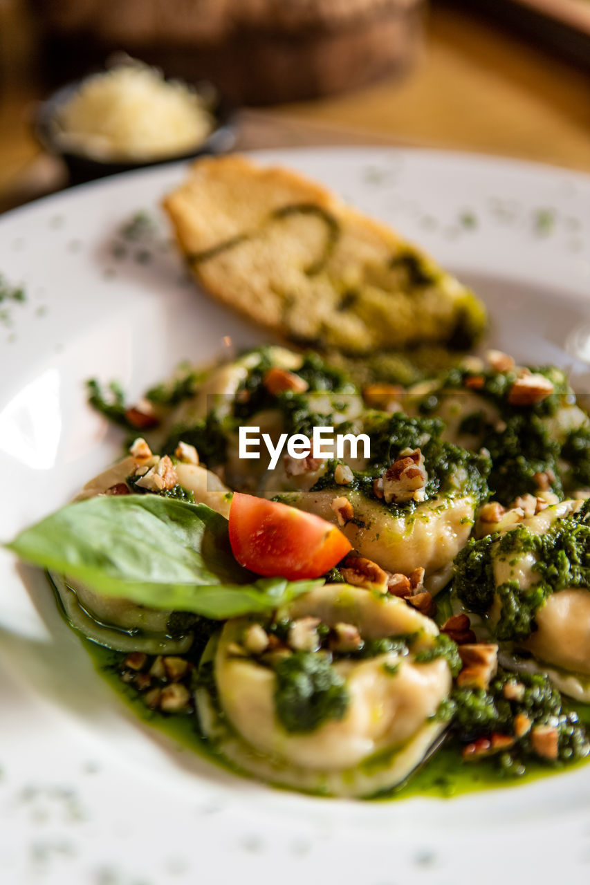 food, food and drink, vegetable, freshness, plate, ready-to-eat, healthy eating, wellbeing, indoors, close-up, serving size, selective focus, still life, no people, table, tomato, salad, meal, green, indulgence, temptation, vegetarian food, greek food
