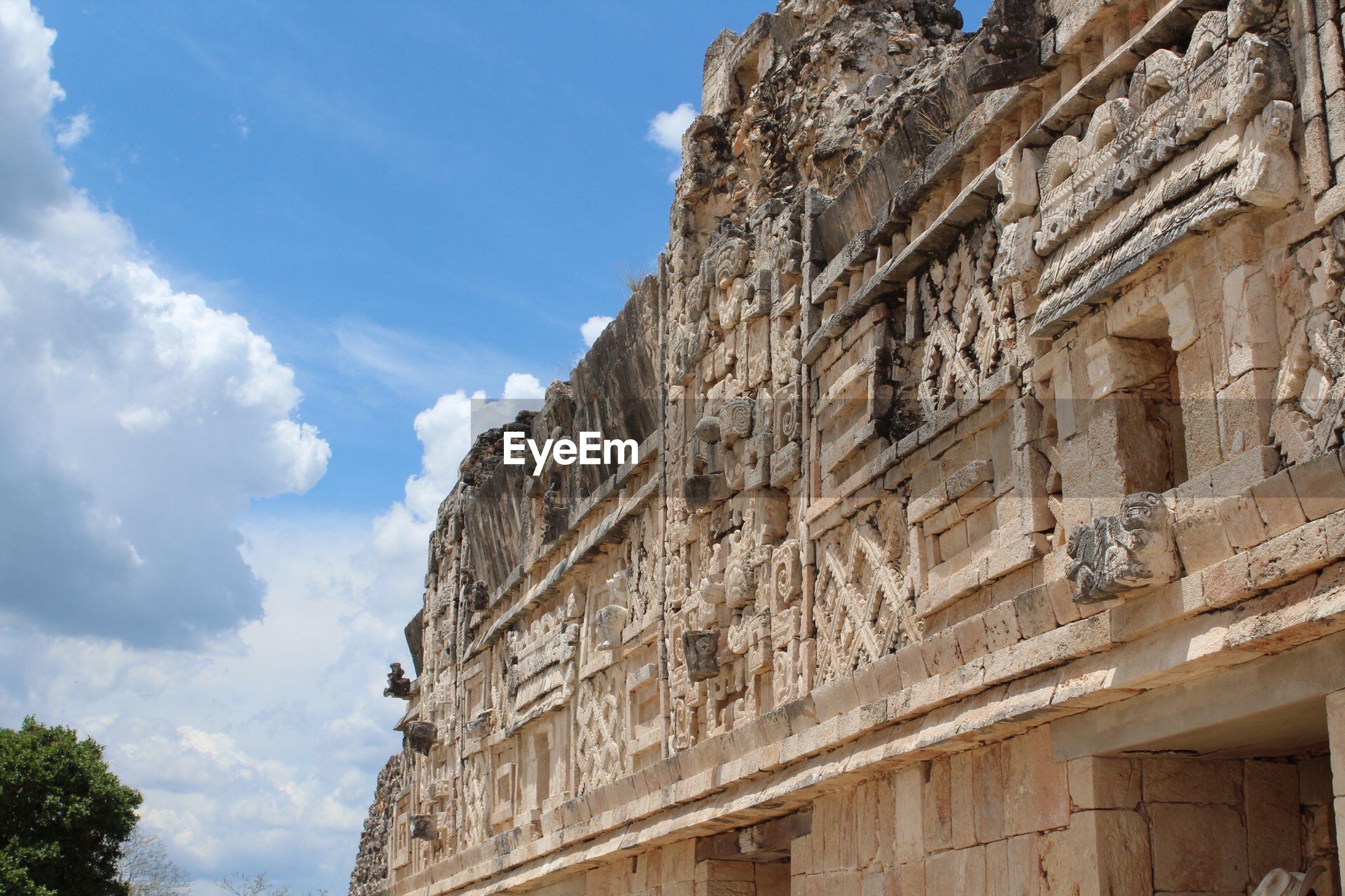 Historical building against sky