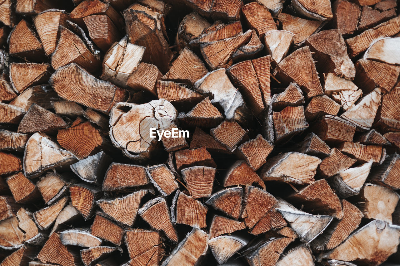 log, full frame, backgrounds, firewood, wood, timber, large group of objects, abundance, tree, wood - material, stack, no people, lumber industry, deforestation, day, nature, pattern, forest, fuel and power generation, textured, woodpile, outdoors, roof tile