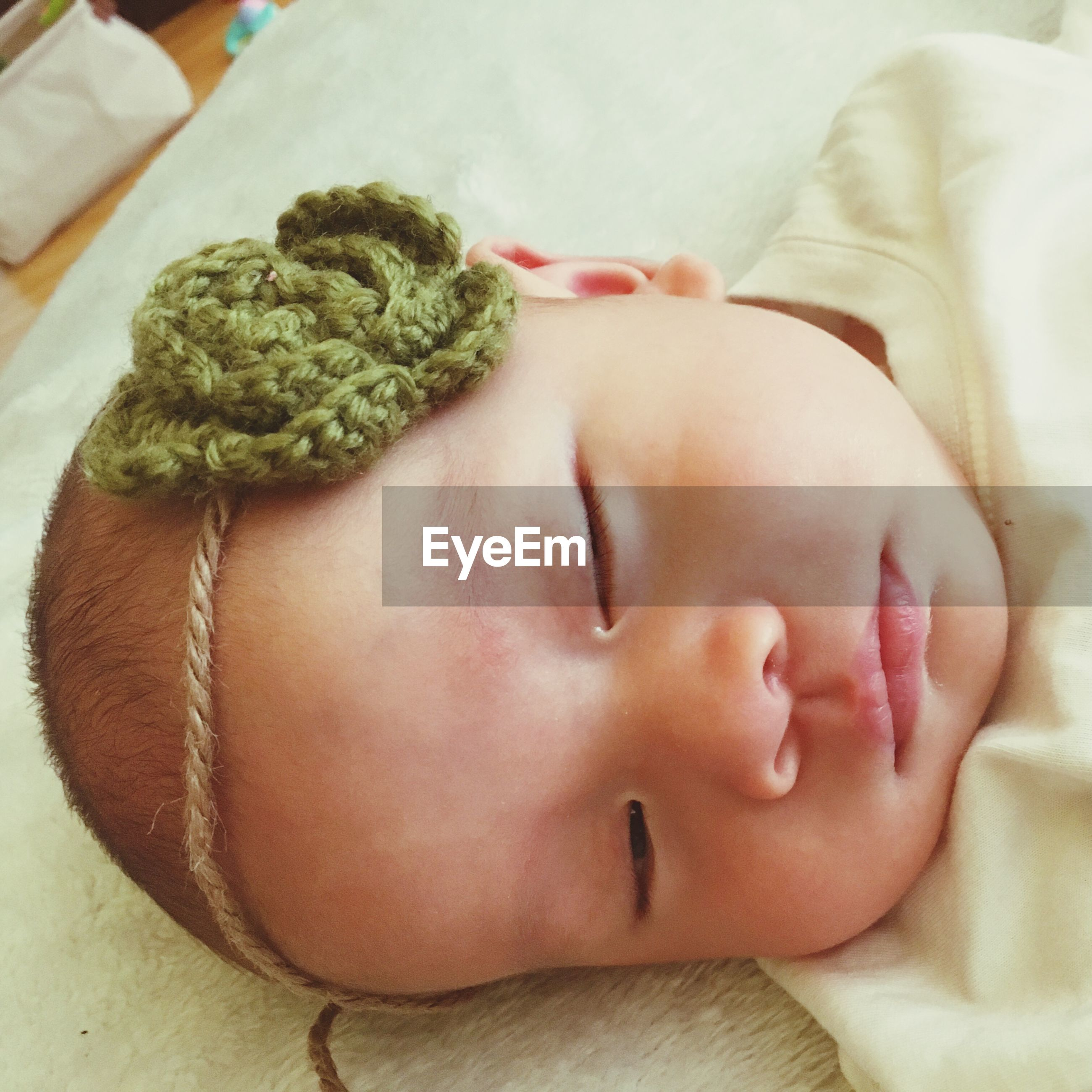childhood, baby, innocence, babyhood, cute, indoors, sleeping, toddler, relaxation, bed, lying down, close-up, elementary age, unknown gender, eyes closed, lifestyles, new life, resting