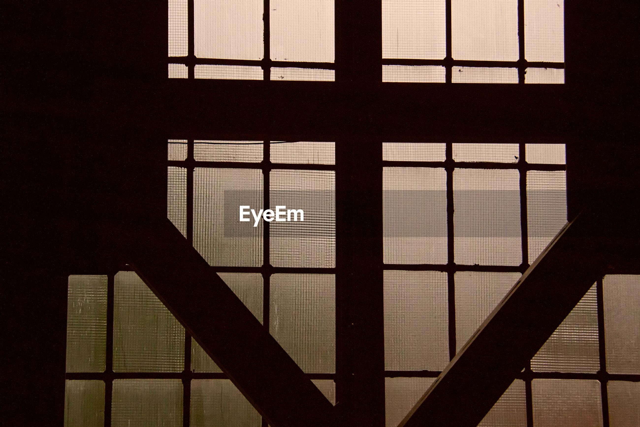 Window of industry
