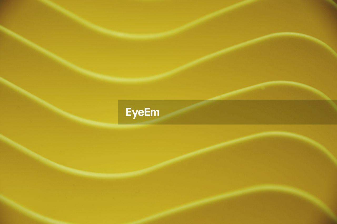 Full Frame Shot Of Yellow Pattern