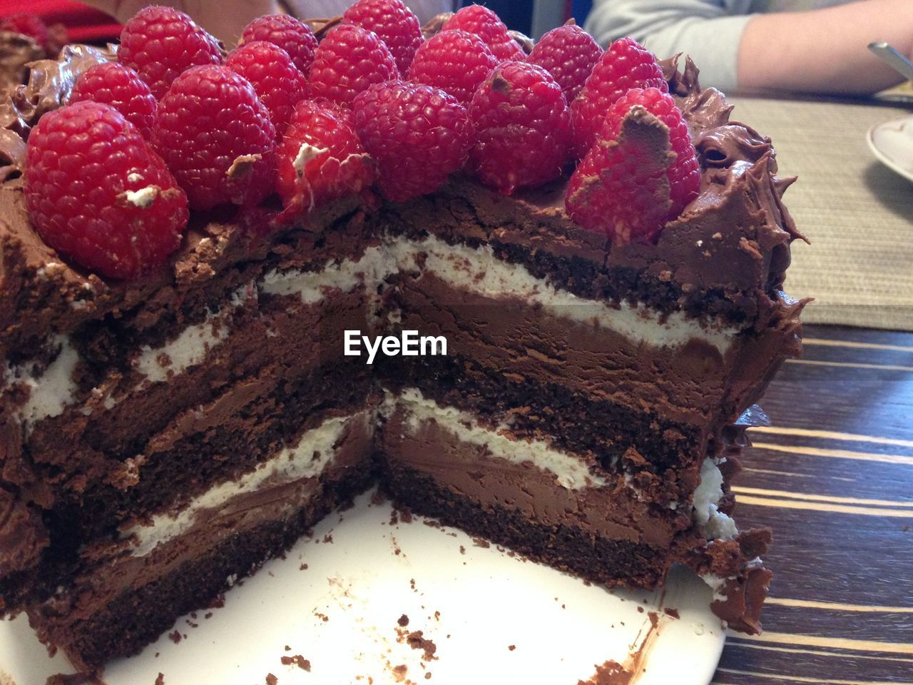 sweet food, food and drink, dessert, food, sweet, cake, freshness, baked, indulgence, ready-to-eat, temptation, fruit, close-up, unhealthy eating, chocolate, indoors, plate, berry fruit, slice, chocolate cake, slice of cake, baked pastry item
