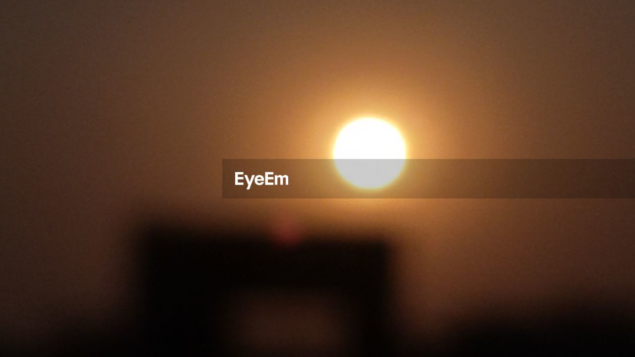 sun, sunset, nature, beauty in nature, no people, scenics, outdoors, tranquility, moon, sky, day
