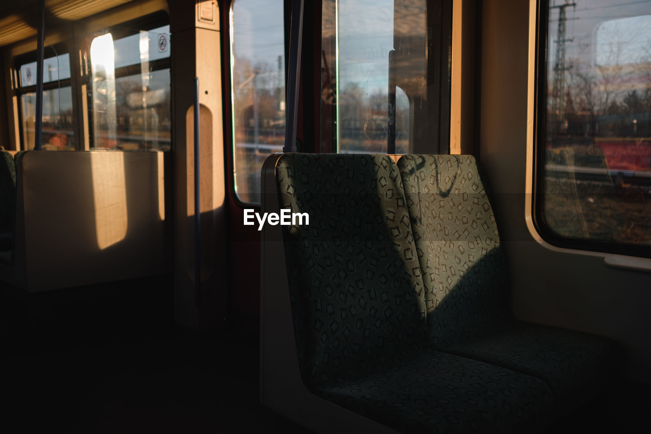 VIEW OF TRAIN