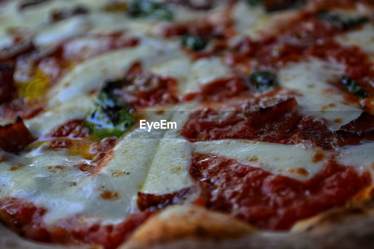 pizza, food and drink, food, cheese, italian food, dairy product, unhealthy eating, freshness, indoors, close-up, selective focus, full frame, backgrounds, ready-to-eat, no people, vegetable, still life, fast food, meat, indulgence, take out food, pepperoni, pepperoni pizza, temptation, snack