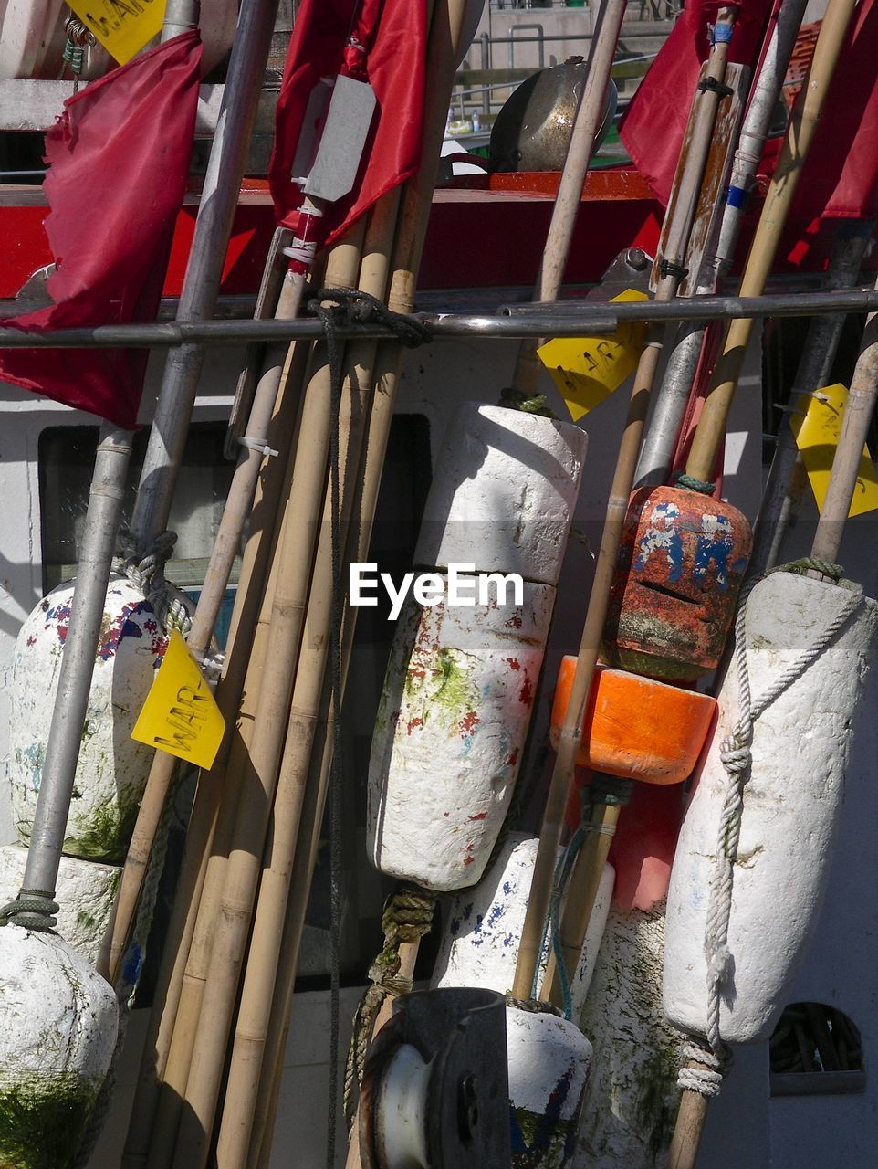 no people, day, variation, choice, large group of objects, outdoors, market, hanging, close-up