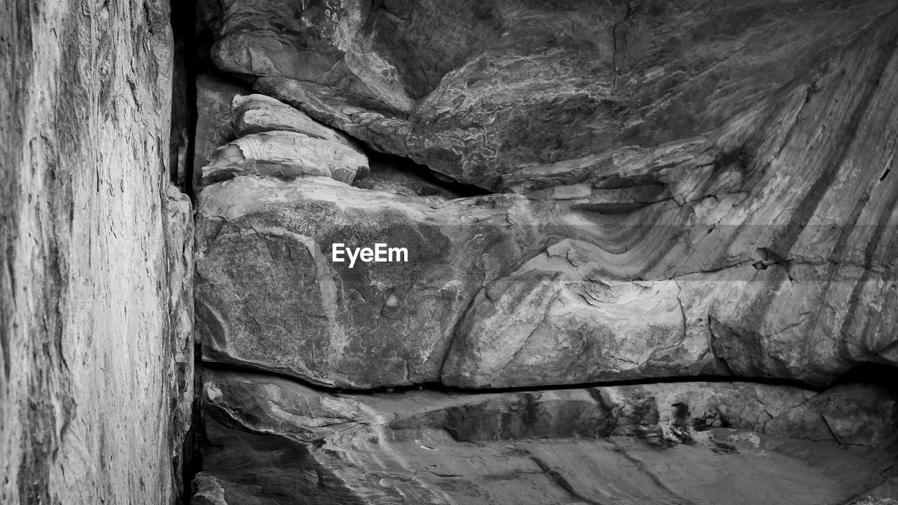rock formation, rock - object, textured, geology, rough, no people, day, cave, outdoors, nature, close-up, beauty in nature, rock face