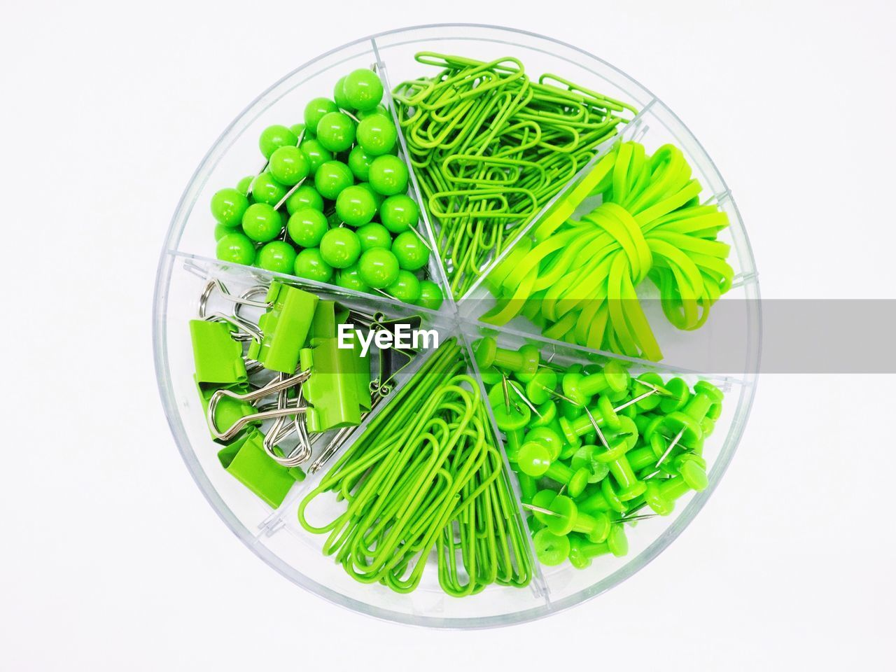 green color, food, food and drink, studio shot, still life, healthy eating, directly above, white background, freshness, indoors, vegetable, wellbeing, container, high angle view, large group of objects, no people, cut out, close-up, bowl, raw food, leaves