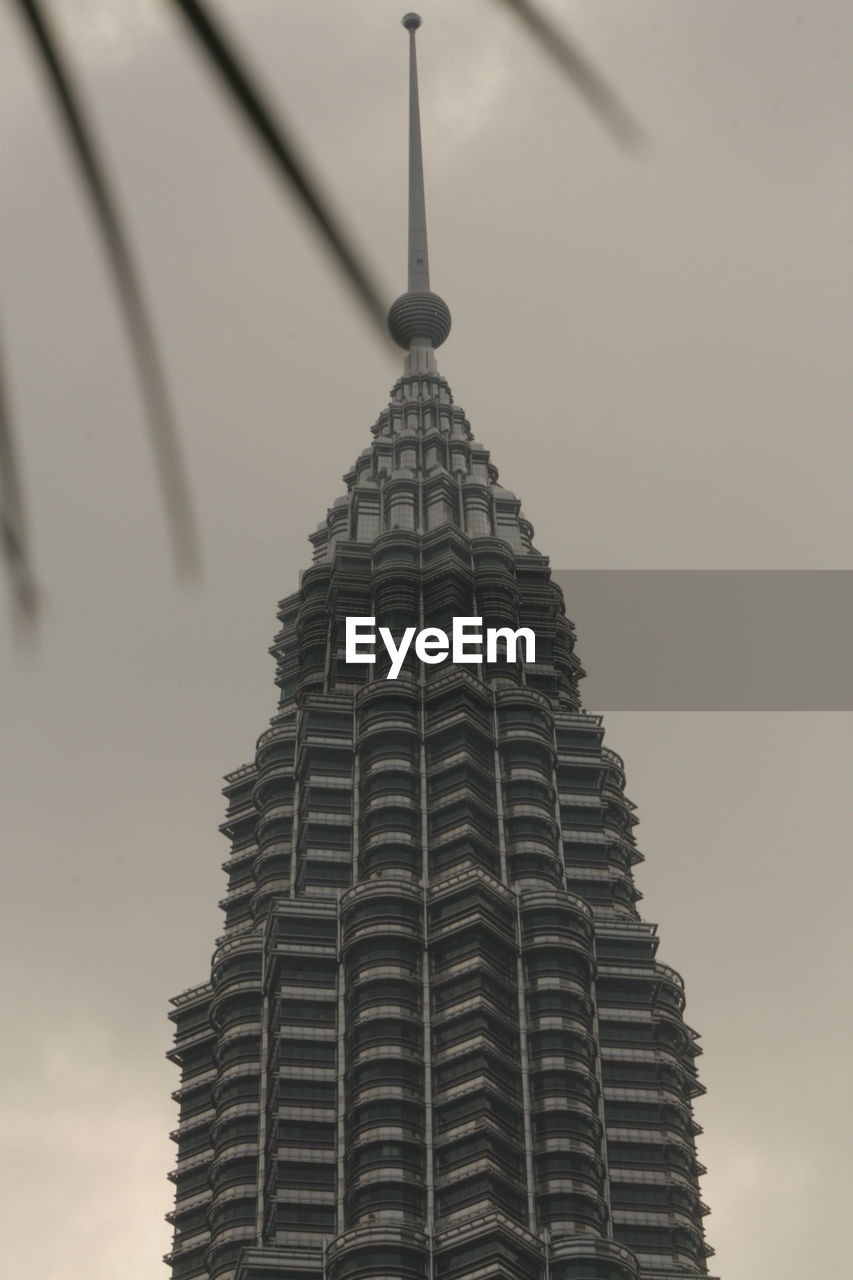 architecture, built structure, building exterior, low angle view, building, no people, sky, religion, place of worship, office building exterior, tower, belief, tall - high, travel destinations, nature, spirituality, city, day, skyscraper, outdoors, spire