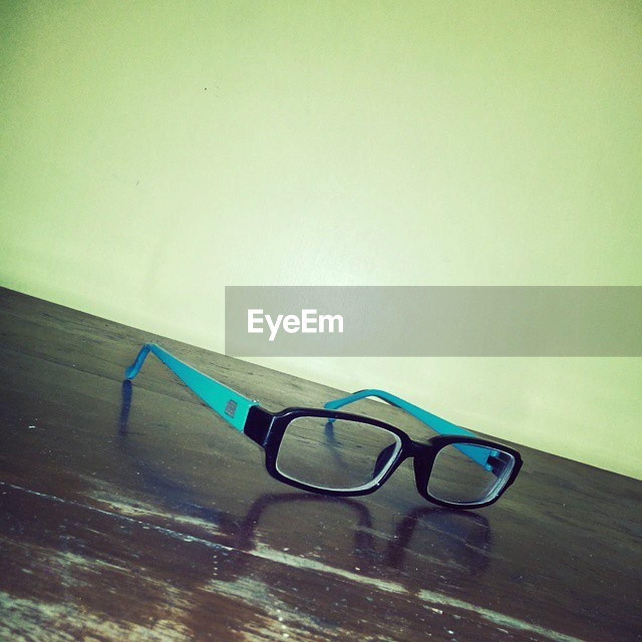still life, no people, table, indoors, eyeglasses, eyesight, day, close-up