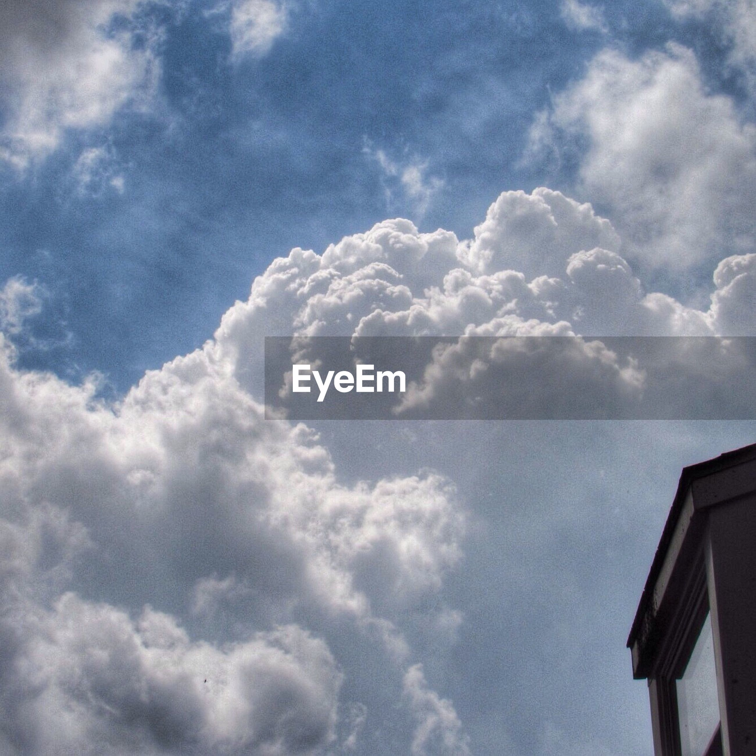 low angle view, cloud - sky, sky, no people, nature, outdoors, beauty in nature, day, building exterior, architecture