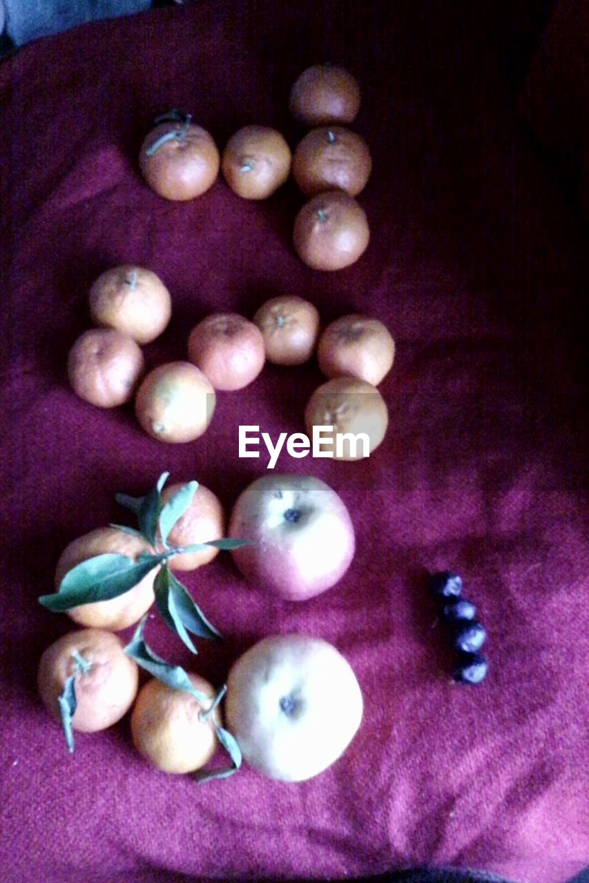 purple, indoors, no people, food and drink, high angle view, healthy eating, table, fruit, food, freshness, close-up, day