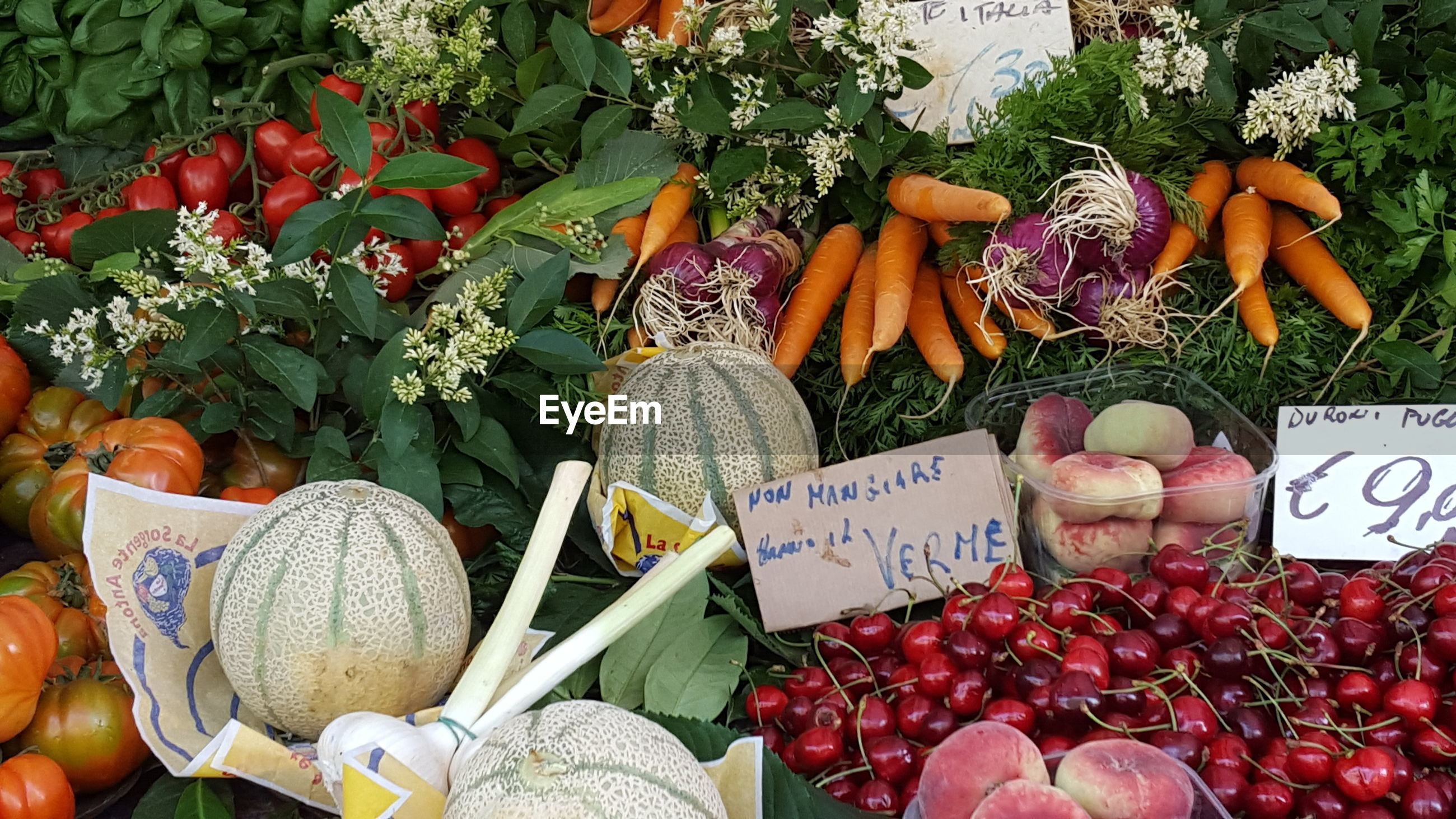 variation, choice, abundance, large group of objects, market stall, market, full frame, price tag, for sale, text, no people, food, outdoors, healthy eating, backgrounds, freshness, day, close-up