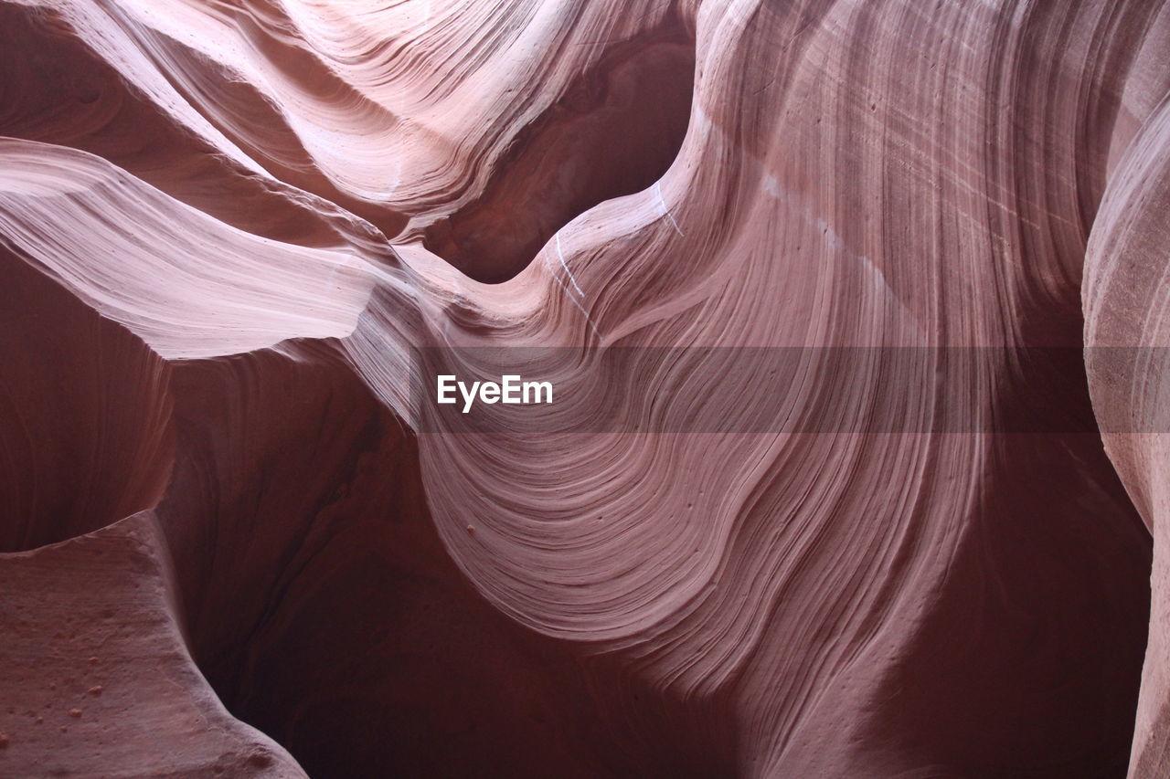 lower antelope canyon in arizona, united states
