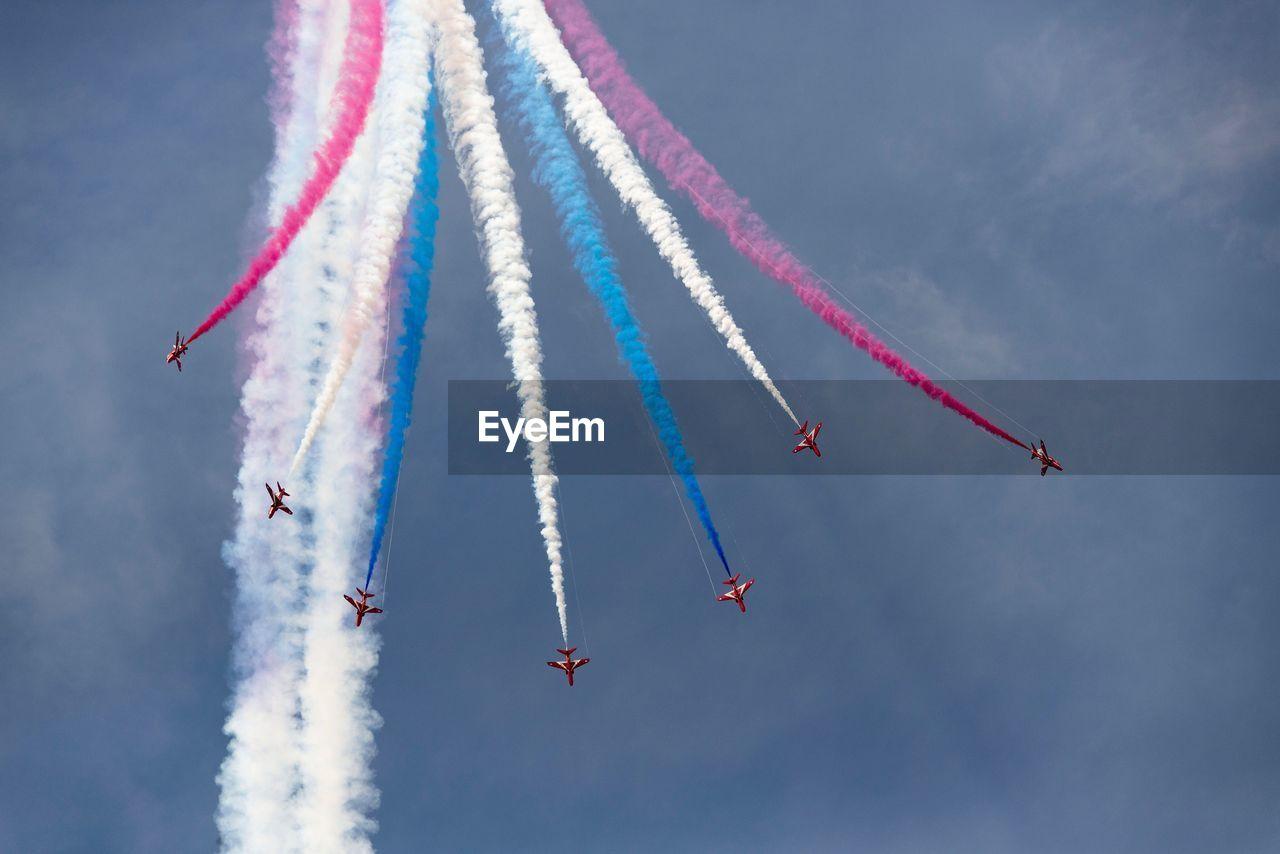 Airshow In Uk
