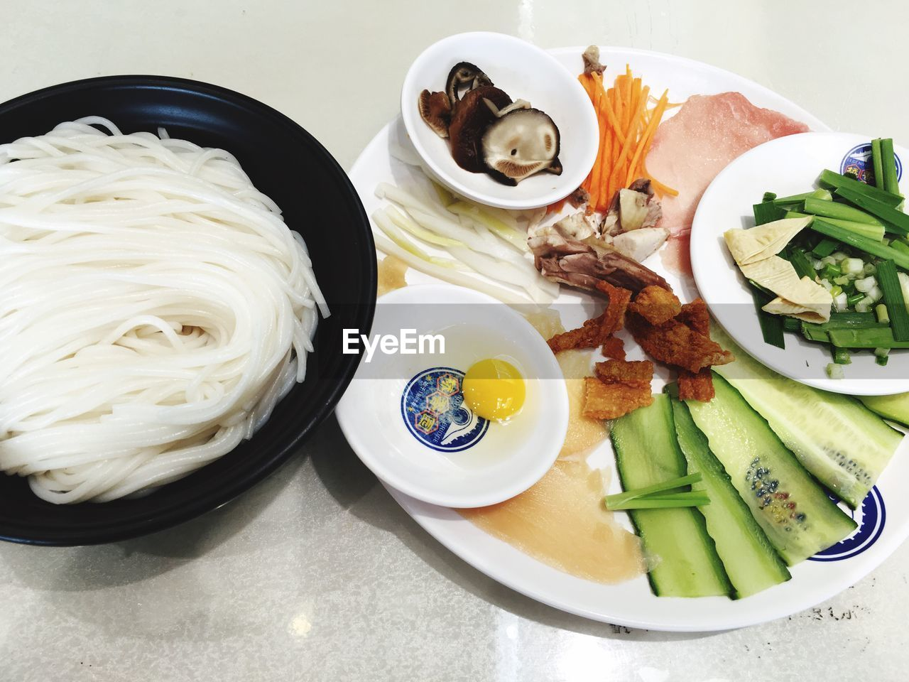 food and drink, food, high angle view, bowl, plate, freshness, indoors, healthy eating, no people, ready-to-eat, close-up, day