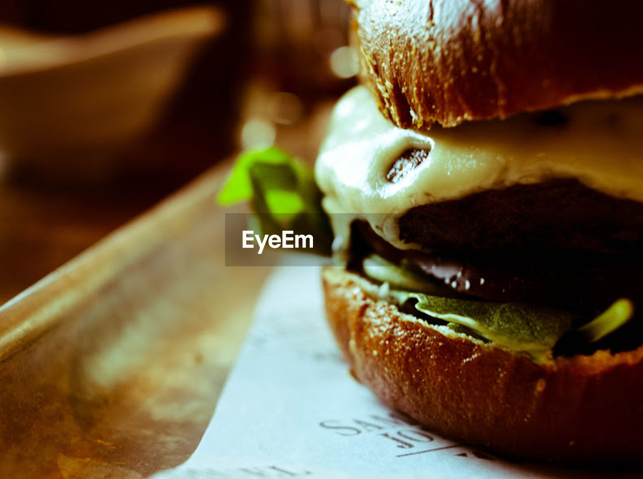 food and drink, food, table, close-up, indoors, no people, burger, freshness, ready-to-eat, day