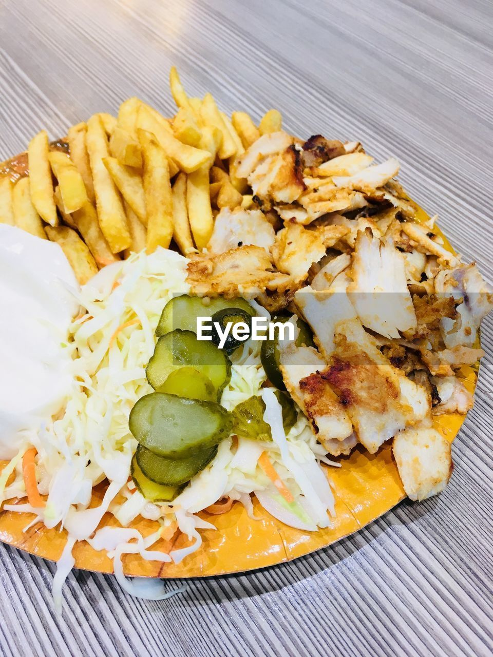 food, food and drink, ready-to-eat, potato, prepared potato, freshness, plate, healthy eating, french fries, vegetable, close-up, still life, serving size, fast food, indoors, high angle view, table, wellbeing, no people, garnish, snack, temptation, dinner