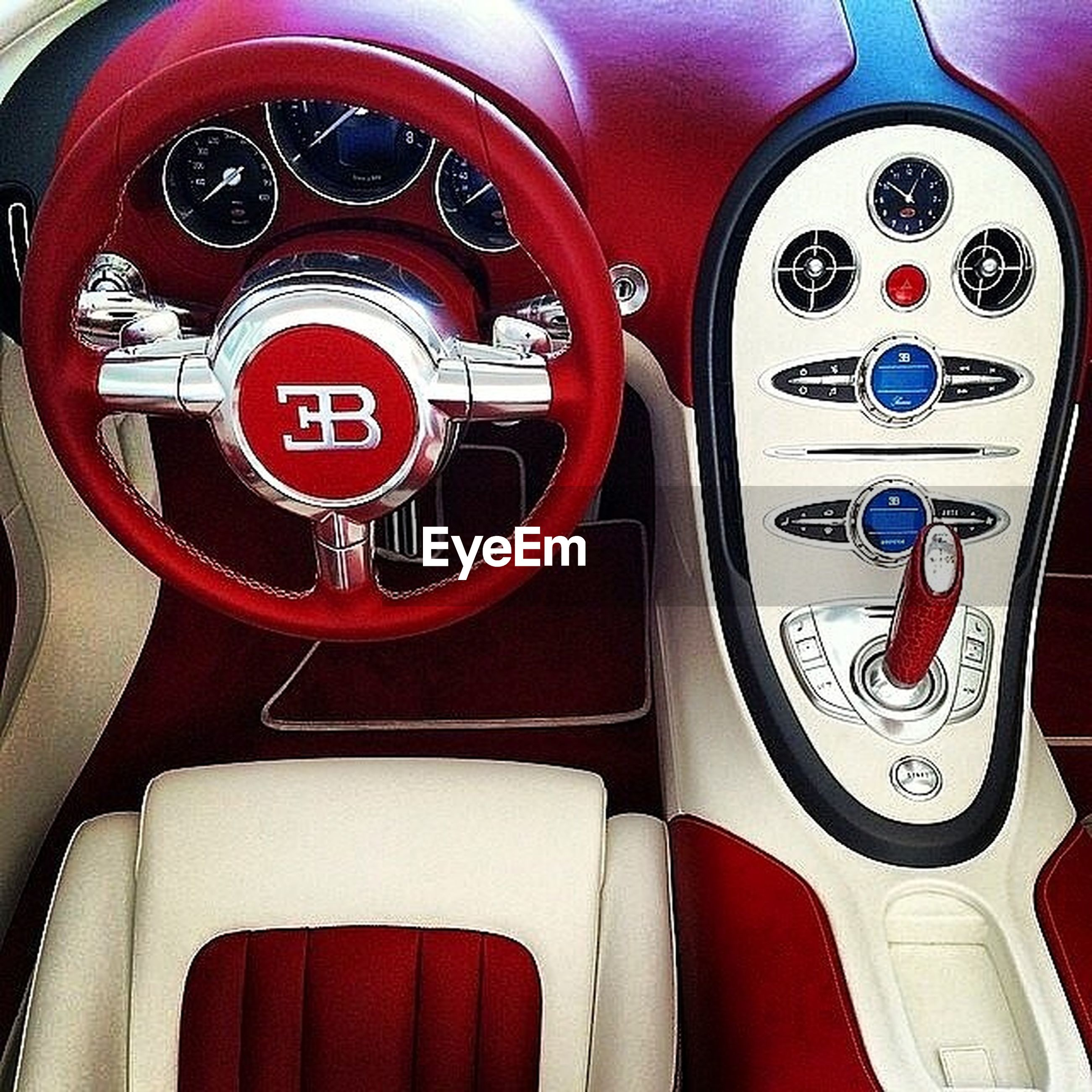 red, indoors, close-up, circle, no people, transportation, full frame, number, communication, text, metal, day, technology, mode of transport, part of, directly above, vehicle interior, high angle view, backgrounds, white color