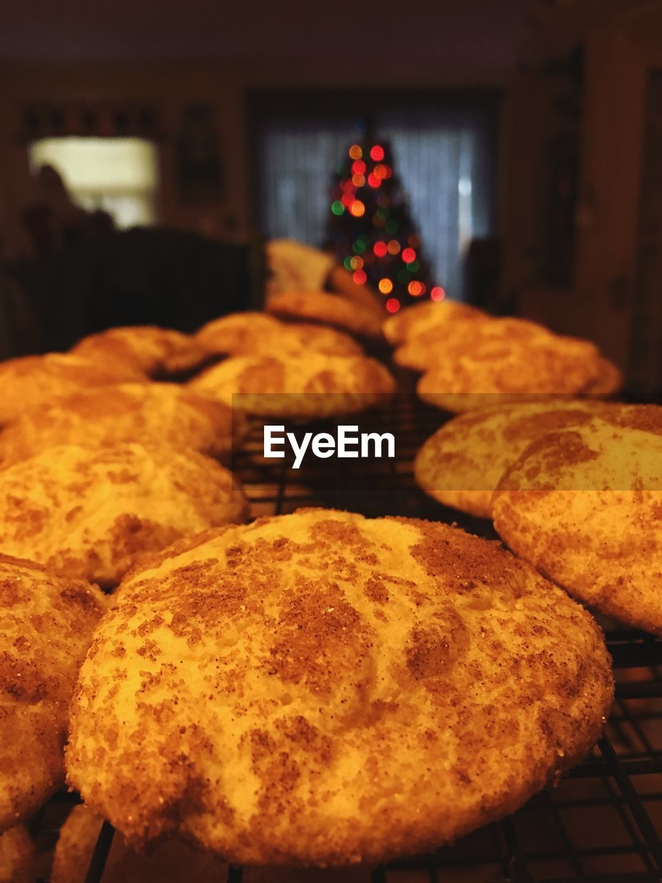 christmas, food, food and drink, indoors, holiday, freshness, celebration, no people, christmas tree, baked, holiday - event, close-up, focus on foreground, christmas lights, christmas decoration, illuminated, ready-to-eat, sweet food, christmas ornament, temptation, snack
