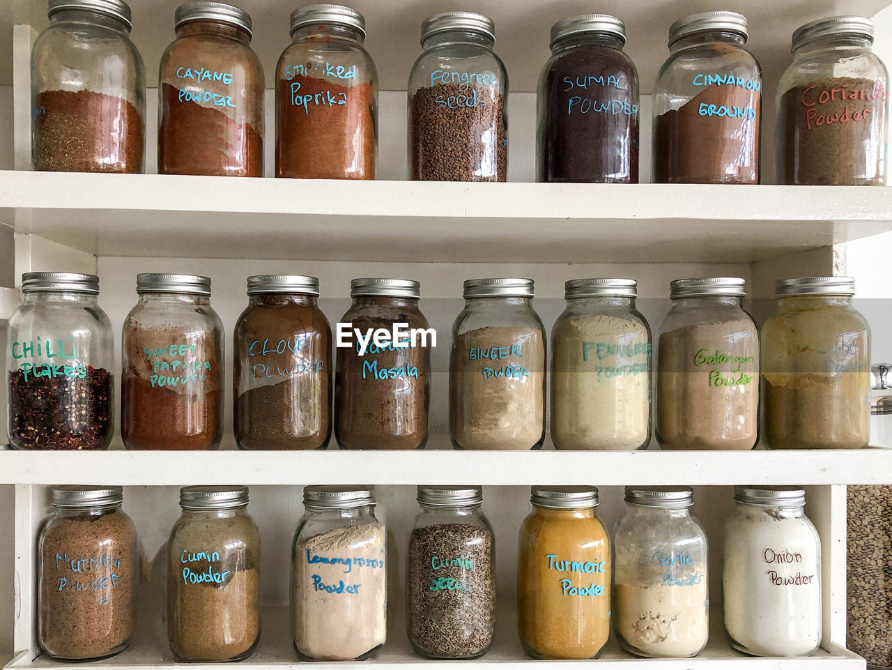 shelf, choice, variation, container, large group of objects, indoors, no people, in a row, bottle, arrangement, text, jar, abundance, label, side by side, order, medicine, glass - material, antique