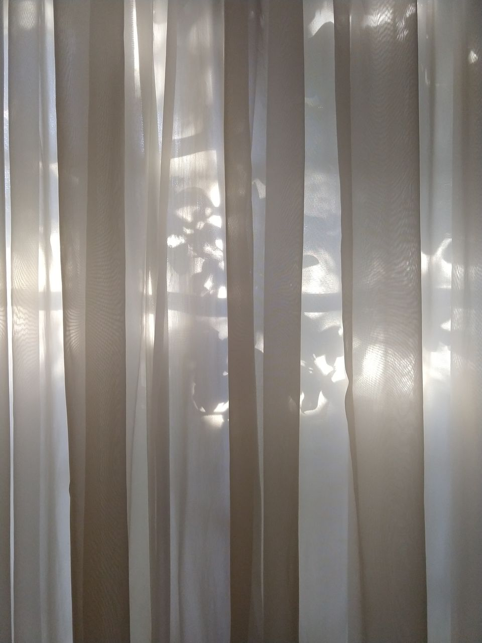 curtain, sunlight, indoors, window, no people, nature, day, textile, home interior, white color, full frame, close-up, sun, pattern, domestic room, backgrounds, shadow, lens flare, sunbeam, streaming