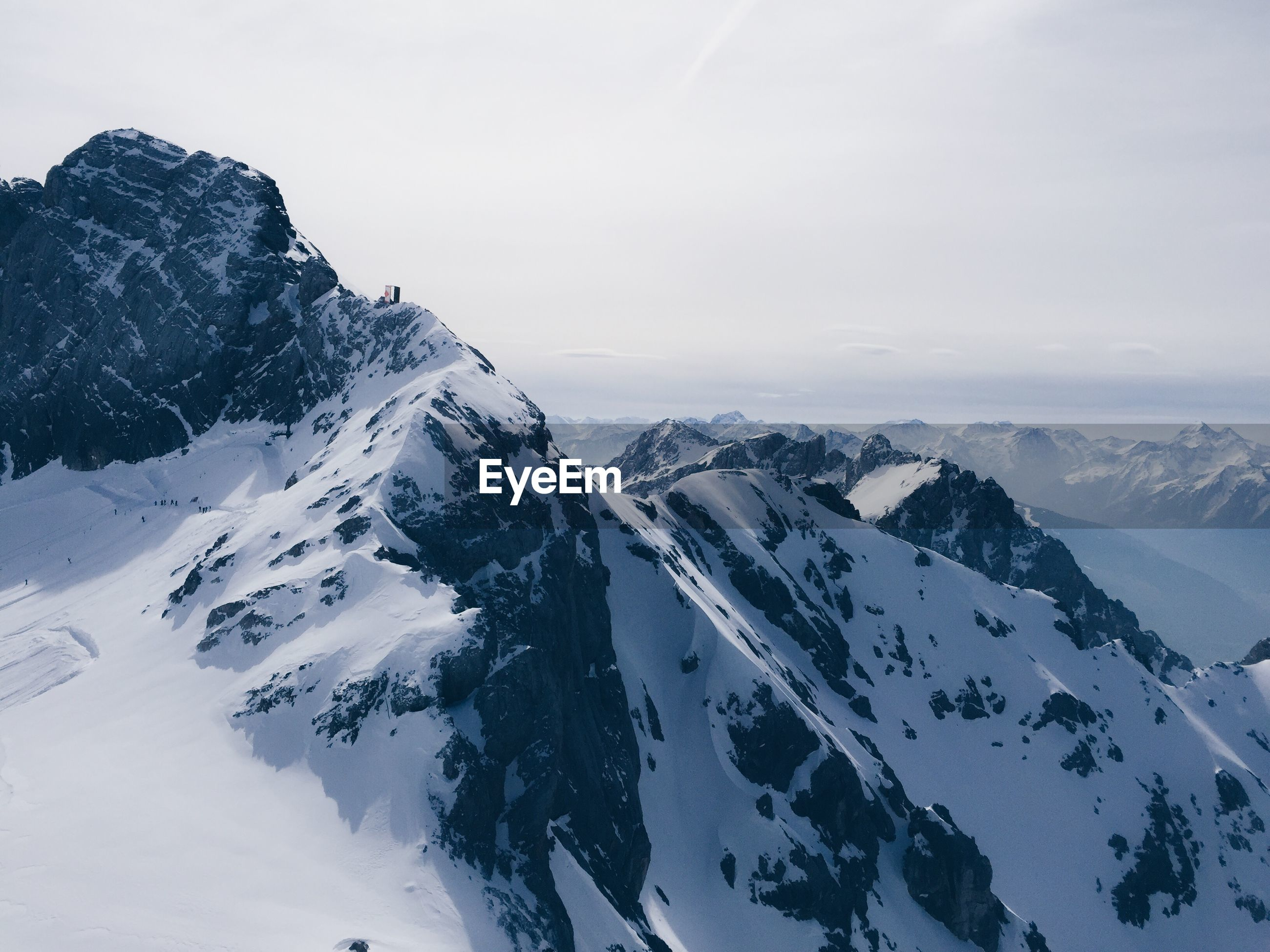 Lonely mountains