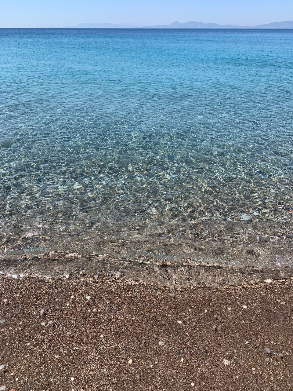 sea, water, beauty in nature, tranquility, scenics - nature, tranquil scene, horizon, land, nature, horizon over water, no people, day, sky, blue, beach, idyllic, sand, underwater, undersea, outdoors, turquoise colored, purity, clean, shallow