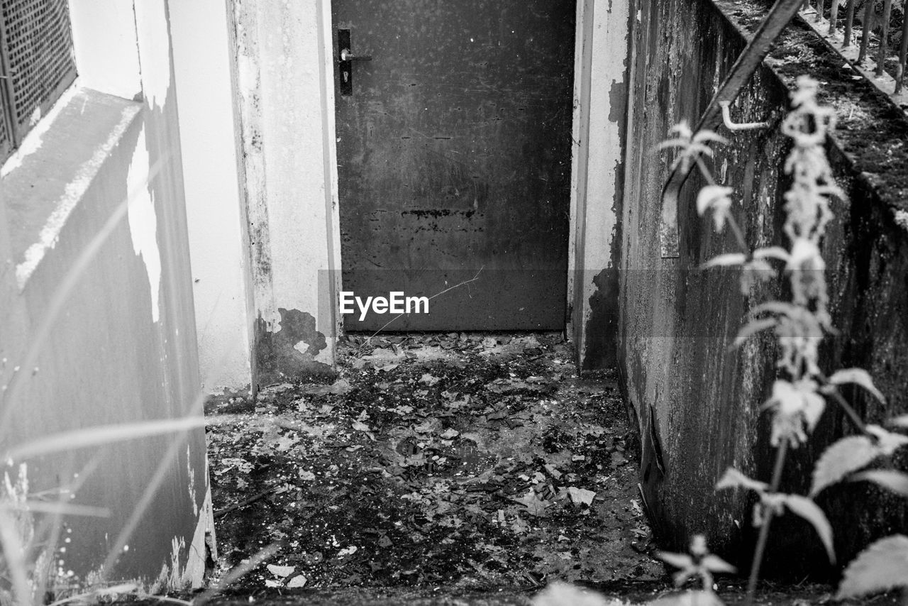 door, architecture, building exterior, no people, day, built structure, outdoors, close-up