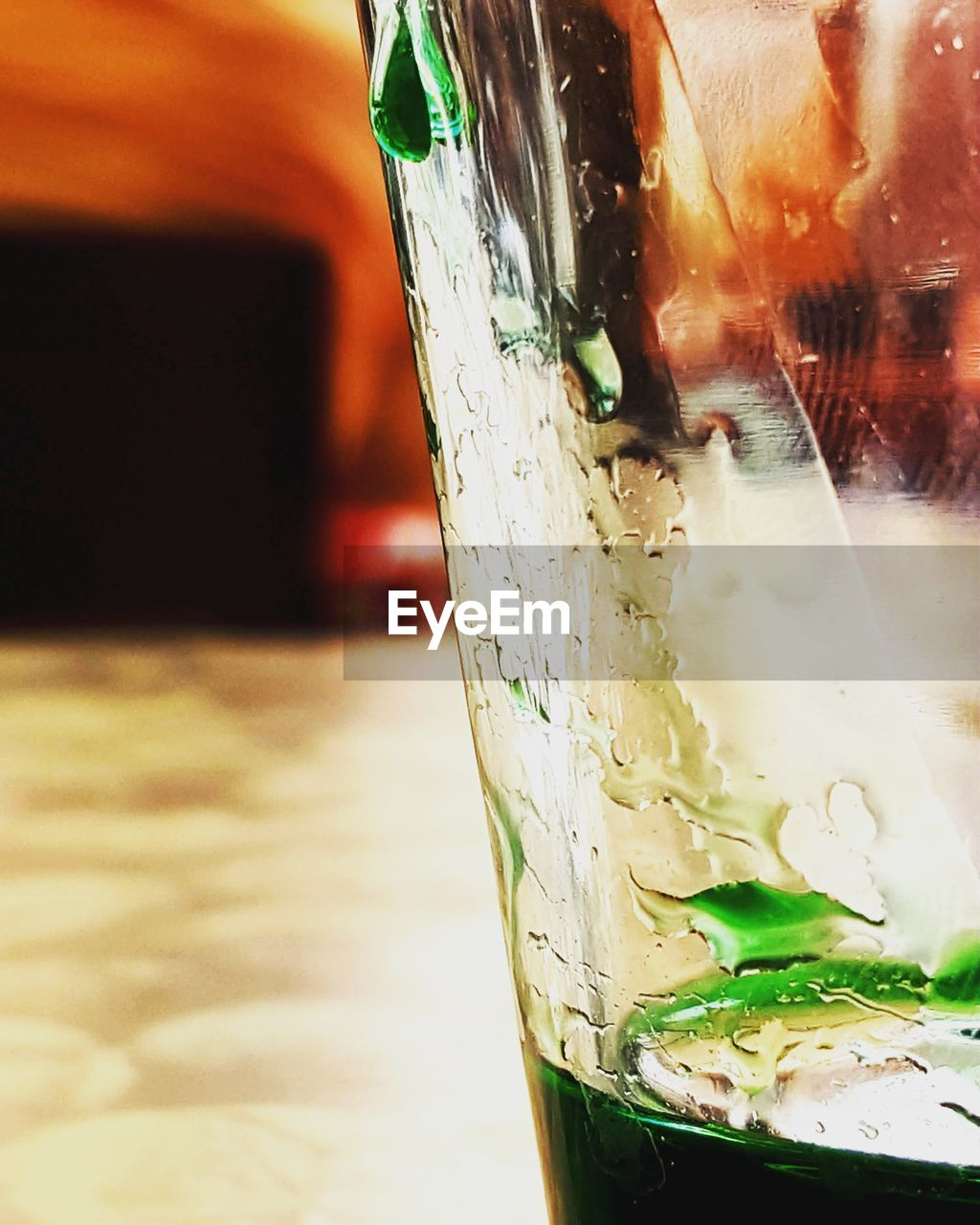 drink, food and drink, glass, refreshment, drinking glass, close-up, household equipment, table, glass - material, focus on foreground, no people, indoors, freshness, still life, food, transparent, alcohol, healthy eating, green color, non-alcoholic beverage