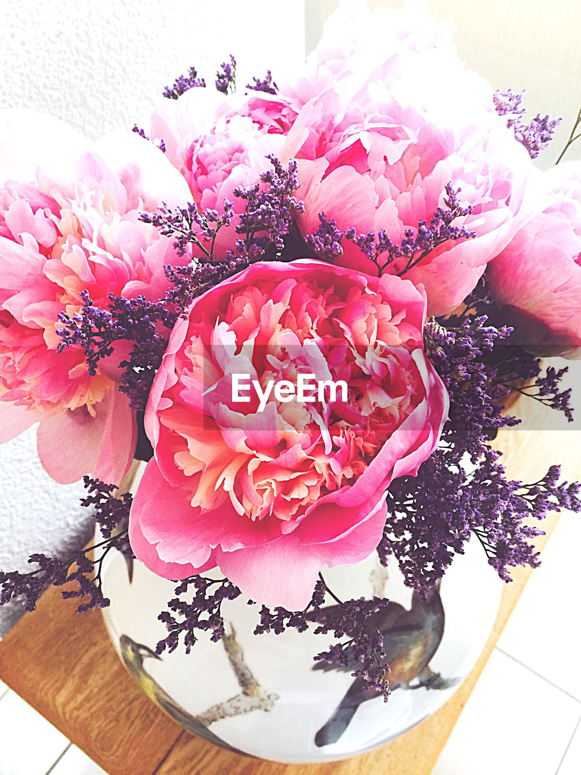 flower, petal, fragility, beauty in nature, nature, freshness, rose - flower, no people, flower head, indoors, pink color, close-up, bouquet, day