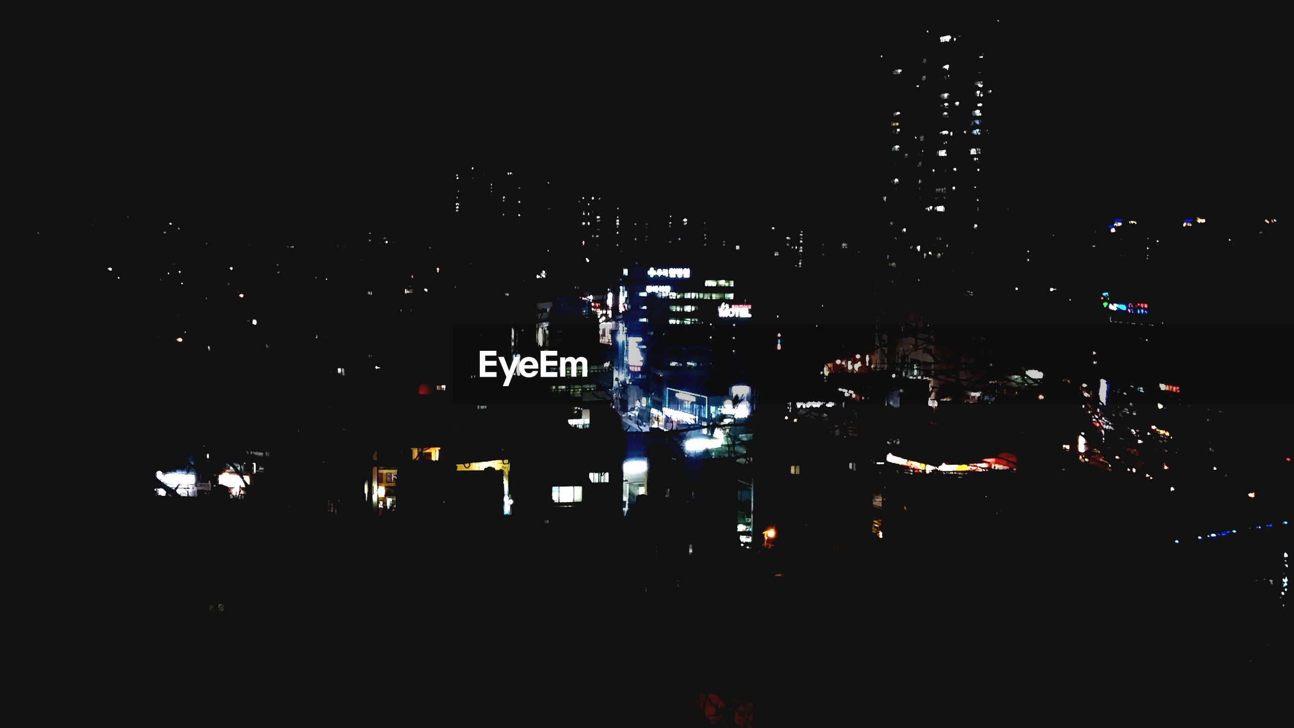 night, no people, cityscape, outdoors, black background, sky